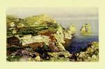 Capri – La Certosa e i Faraglioni