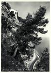 Anacapri – Villa S. Michele e strada rotabile
