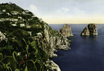 Capri – I faraglioni