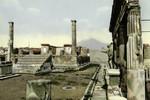 Pompei – Portico del Tempio d'Apollo