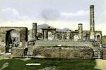 Pompei – Foro e Tempio di Giove