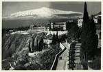 Taormina – Panorama dell'Etna (m. 3274)