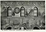 Monreale – Interno Duomo – Creazione del Mondo – Mosaici (Sec. XII)