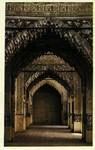 Granada - Alhambra. Sala de Justicia