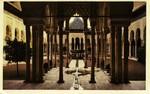 Granada - Alhambra. Patio de los Leones