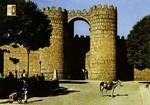 Avila - Puerta de San Vincente