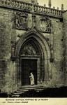 Burgos - Cartuja, Portada de la Iglesia