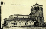 Segovia - San Juan de la Caballeros
