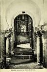Toledo - Interior del Cristo de la Luz