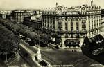 Spain - Barcelona - Gran Vía y Hotel El Palace