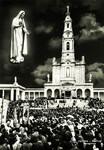Portugal - Fátima - Basílica de Nossa Senhora do Rosário de Fátima