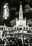 Portugal – Fátima – Basílica Peregrinos