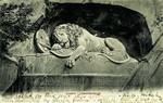 Luzern - Löwendenkmal