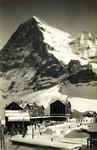 Grindelwald - Kl. Scheidegg, Eiger.