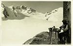 Jungfrau - Blick von der Konkordiahütte
