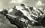 Jungfrau - Schynige Platte - Bahn mit Jungfrau
