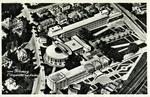 Fribourg - L'Université vue d'avion