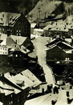 Fribourg - Winternacht