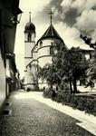 Fribourg - Eglise du Collège St-Michel