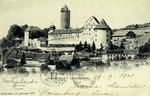 Porrentruy - Le château