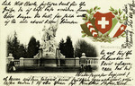 Neuchâtel - Monument de la République