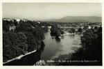 Geneva - St. Jean et la Jonction du Rhône et l'Arve