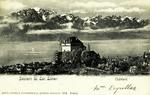 Montreux -Souvenir du Lac Léman Châtelard