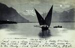 Lake of Geneva - Barque du Léman