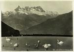 Lake of Geneva - Lac Léman et Dents du Midi