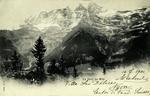 Evionnaz - La Dent du Midi