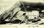 Veytaux - Rochers de Naye l'Hotel et le Sommet