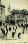 Lausanne - Une averse