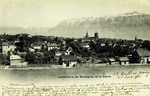 Lausanne - Montagnes de la Savoie