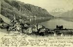 Montreux - la Dent du Midi