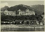 Montreux - Hôtel de l'Europe