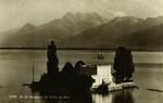 Montreux - lle de Salagnon et Dents du Midi