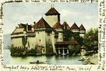 Veytaux - Château de Chillon