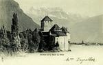 Veytaux - Chillon et la Dents du Midi