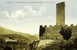 Bellinzona - Castelli di Svitto ed Unterwalden visti dal Castello d'Uri