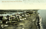 Alaska – Bird's Eye View of Nome from Lane's Derick