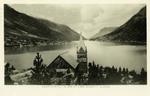 Alaska – Church Built in 1898 at Lake Bennett, Alaska