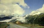 Alaska – Worthington Glacier on Richardson Highway, Alaska