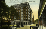 Alabama – Cawton Hotel, St. Joseph & St. Francis Streets, Mobile