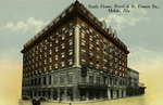 Alabama – Battle House, Royal & St. Francis Streets, Mobile