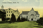 Alabama – Convent of Visitation, Mobile