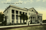 Alabama – U.S. Marine Hospital, Mobile