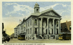 Alabama – Court House and Jail, Royal and Government Streets, Mobile