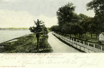 Alabama – Monroe Park and Shell Road on Mobile Bay, Mobile
