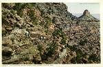 Arizona – The Zig-Zags, Bright Angel Trail, Grand Canyon