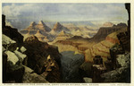 Arizona – The Canyon from Grand View, Grand Canyon National Park